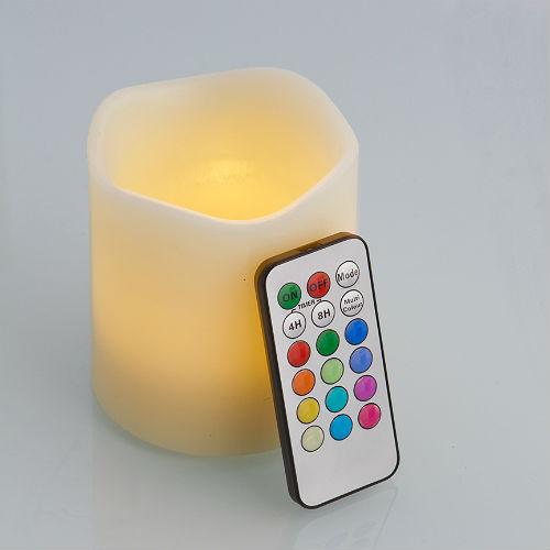 Свеча светодиодная с пультом управления