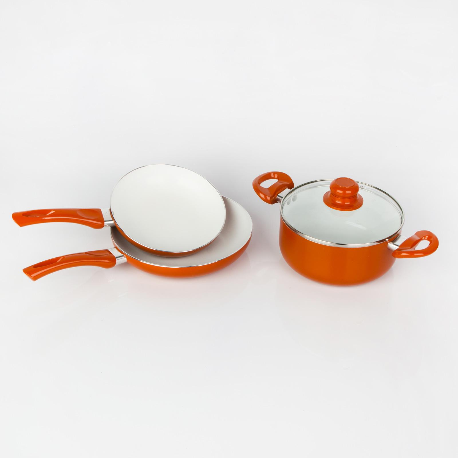 Набор посуды «Апельсиновое настроение»