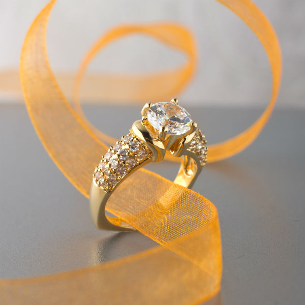Кольцо «Нефертити»
