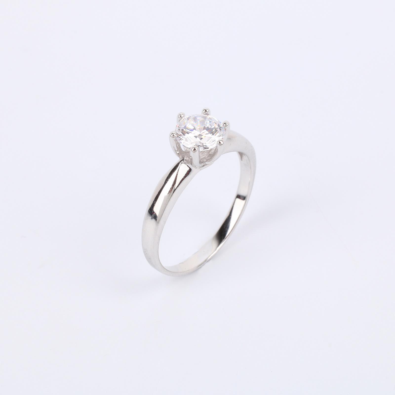 """Серебряное кольцо """"Истинная классика"""""""