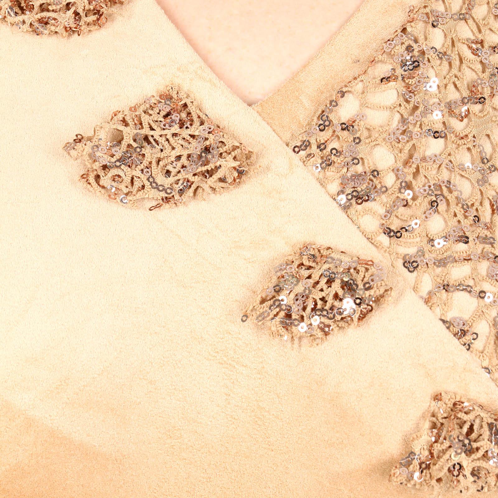 Блузка с пайетками купить
