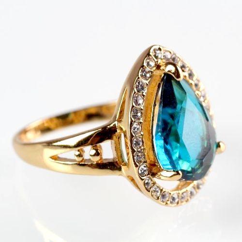 Кольцо «Лазурное море»