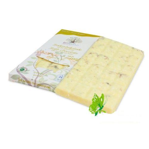 Масло твердое ароматическое для ванны «Апельсин-корица» шоколад
