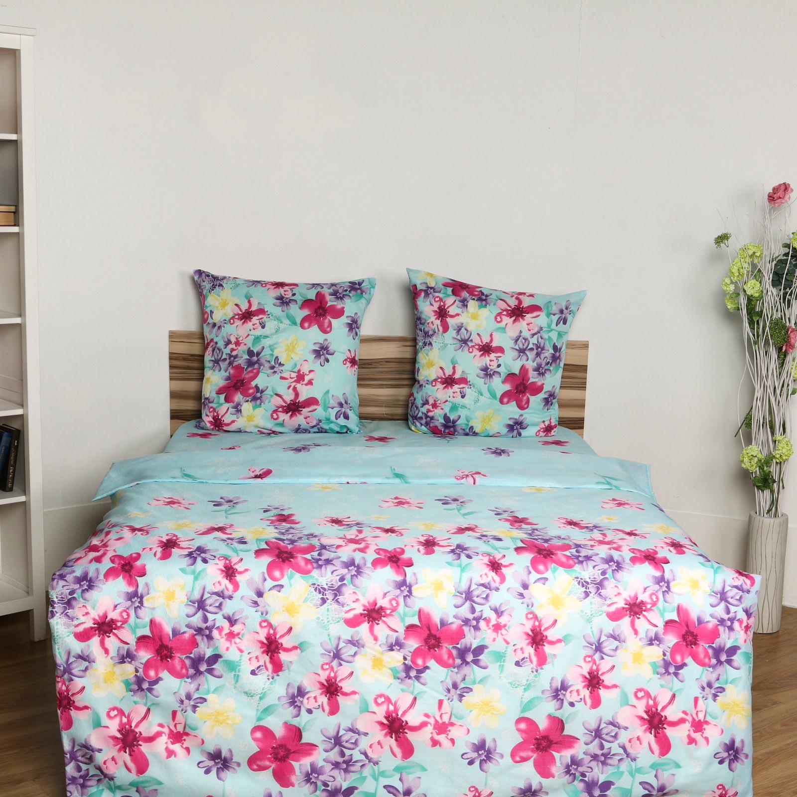 Комплект постельного белья «Радужный сад»