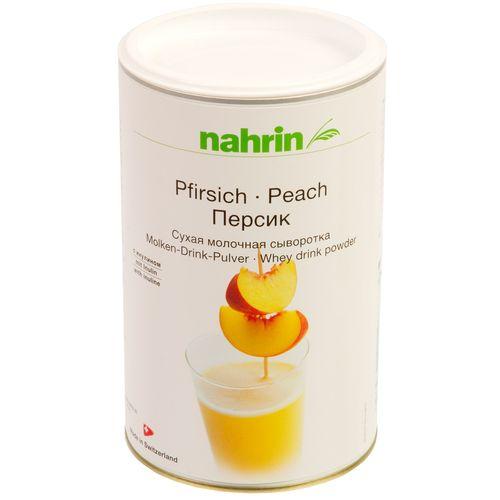 Молочная сыворотка с персиком Nahrin