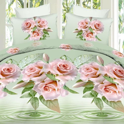 Комплект постельного белья «Хрупкие розы»