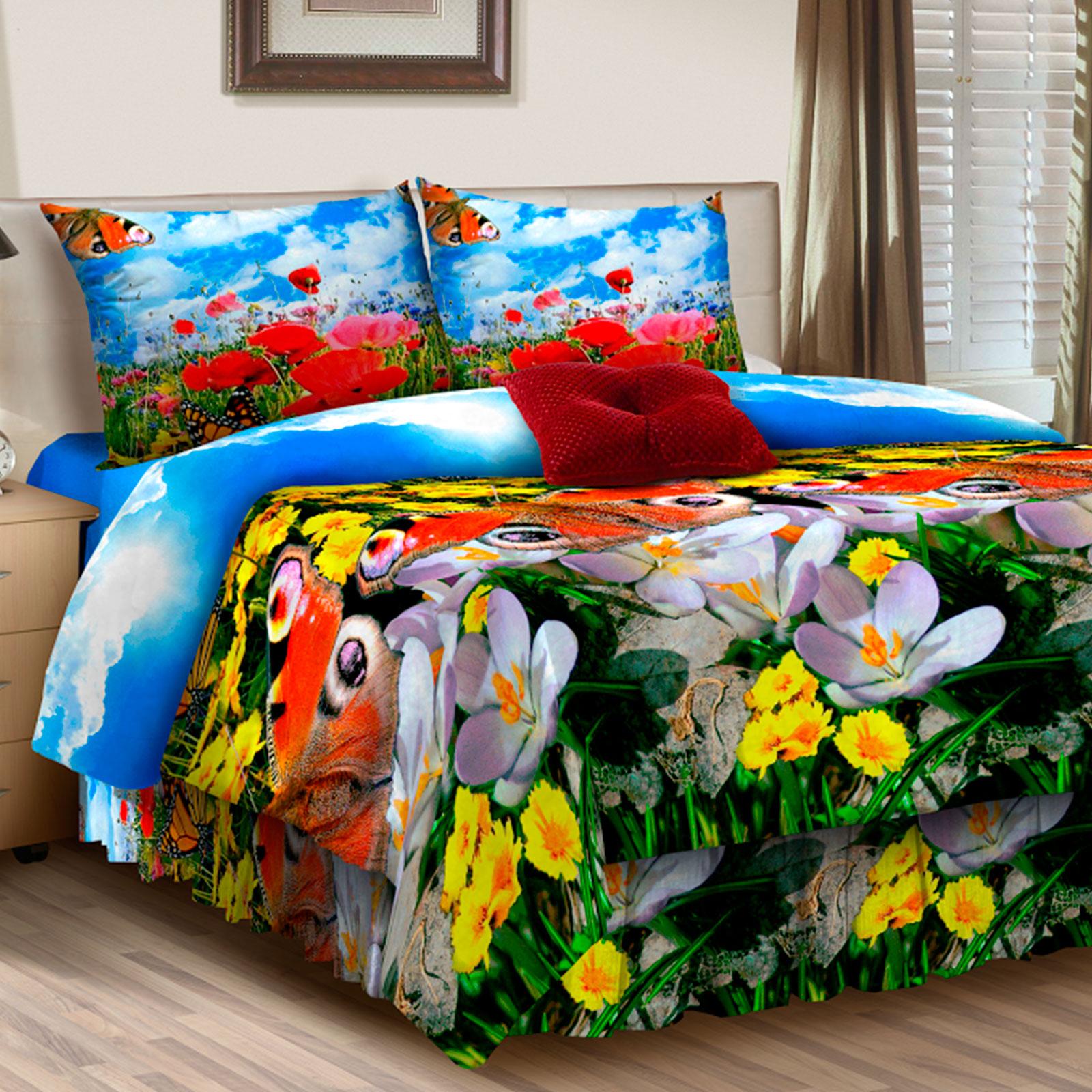 Комплект постельного белья «Ароматное лето»