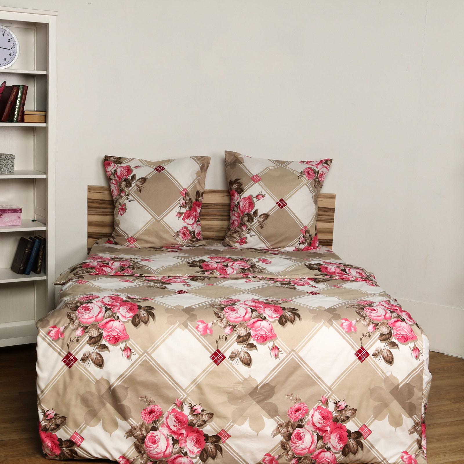 Комплект постельного белья «Розовый Букетик»