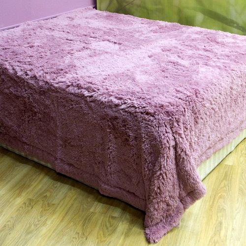 Покрывало «Розовая лама»