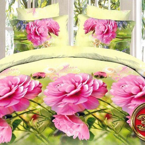 Комплект постельного белья «Аромат пиона»