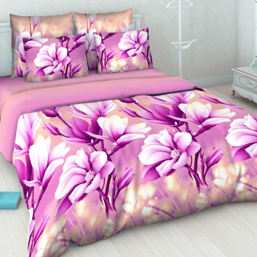 Комплект постельного белья «Лиловая баллада»
