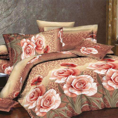 Комплект постельного белья «Неотразимая роза»
