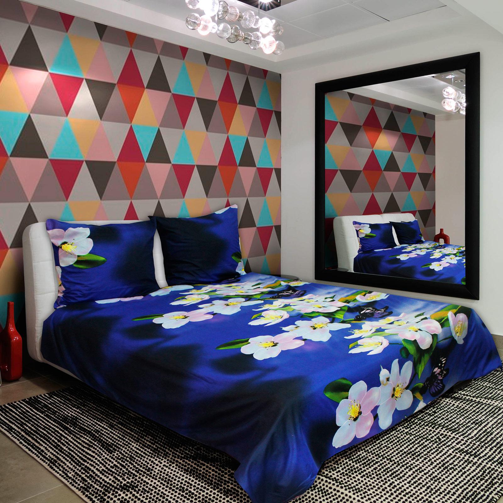 Комплект постельного белья «Томный жасмин»