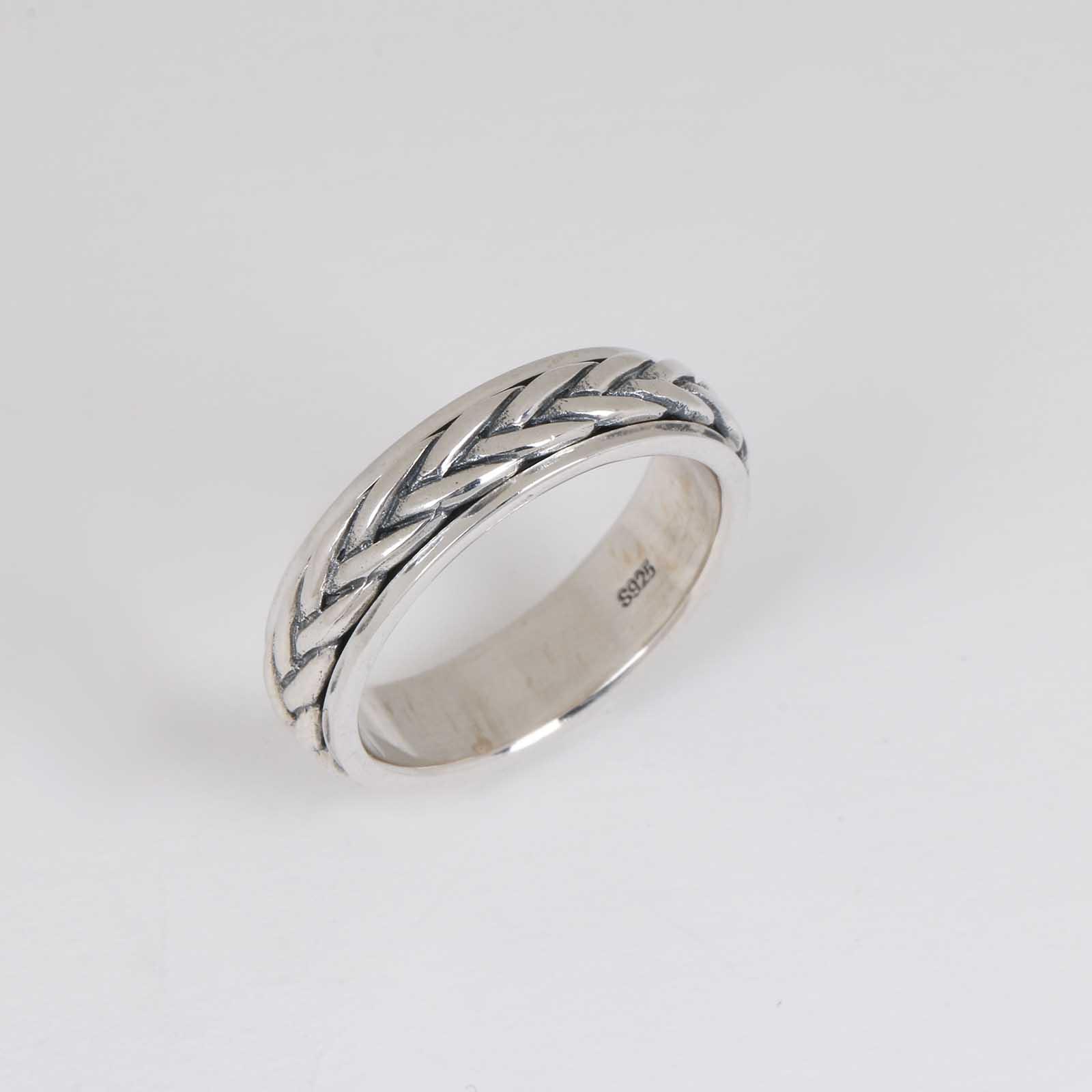 Серебряное кольцо «Элегант»
