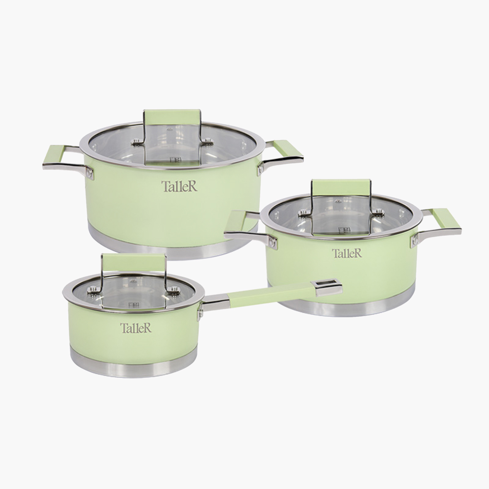 Набор посуды «Минт», 6 предметов