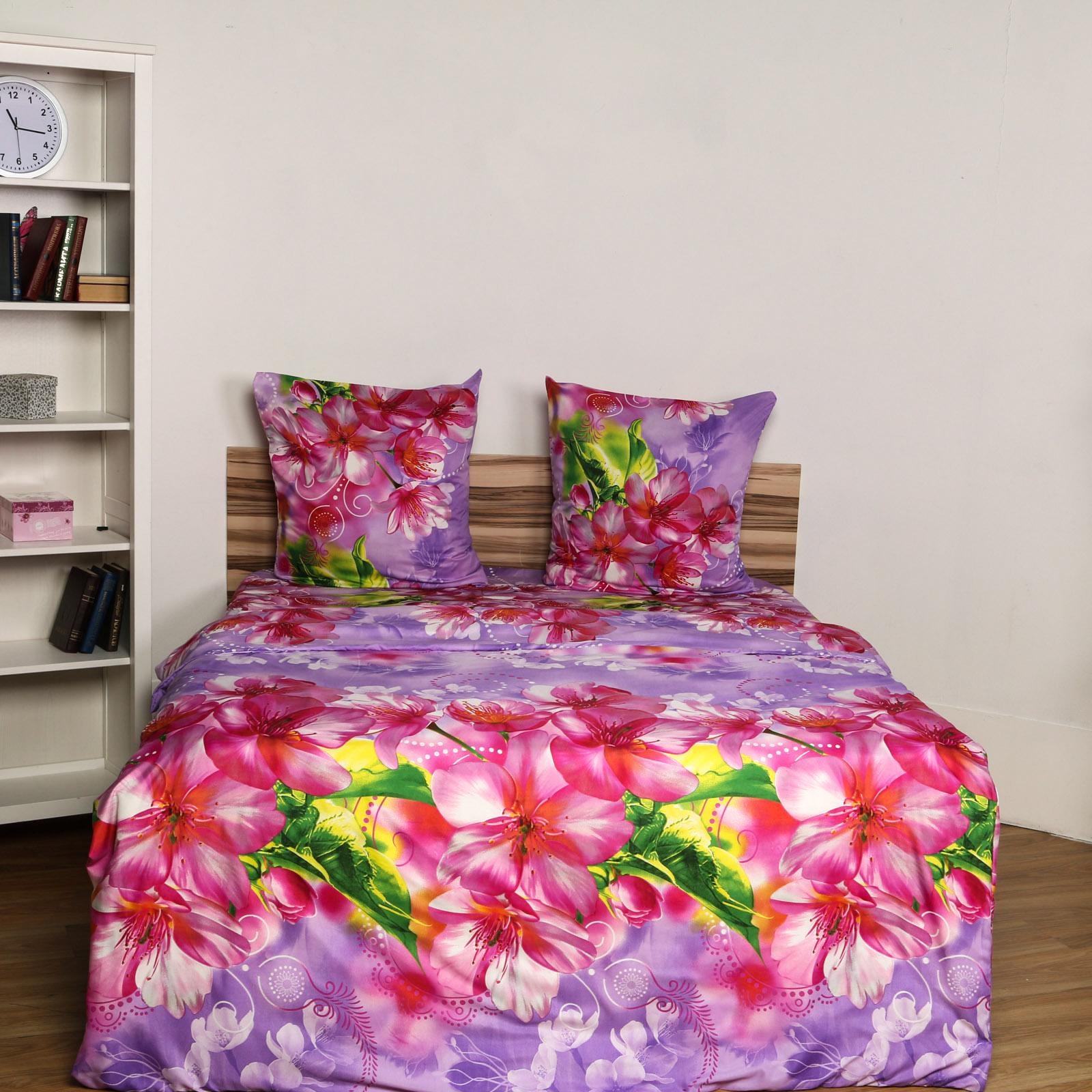 Комплект постельного белья «Цветочная Нежность»