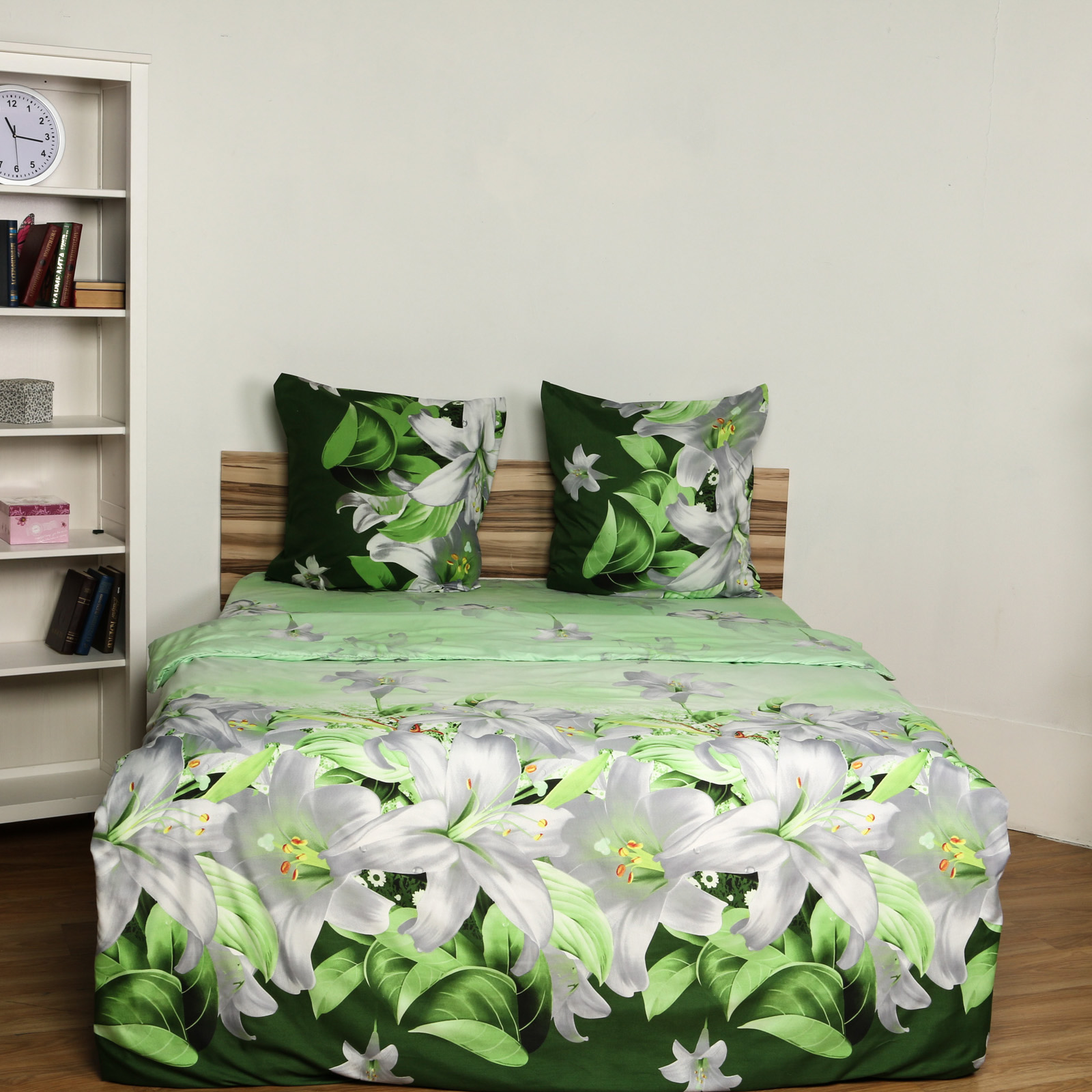 Комплект постельного белья «Белоснежные Лилии»