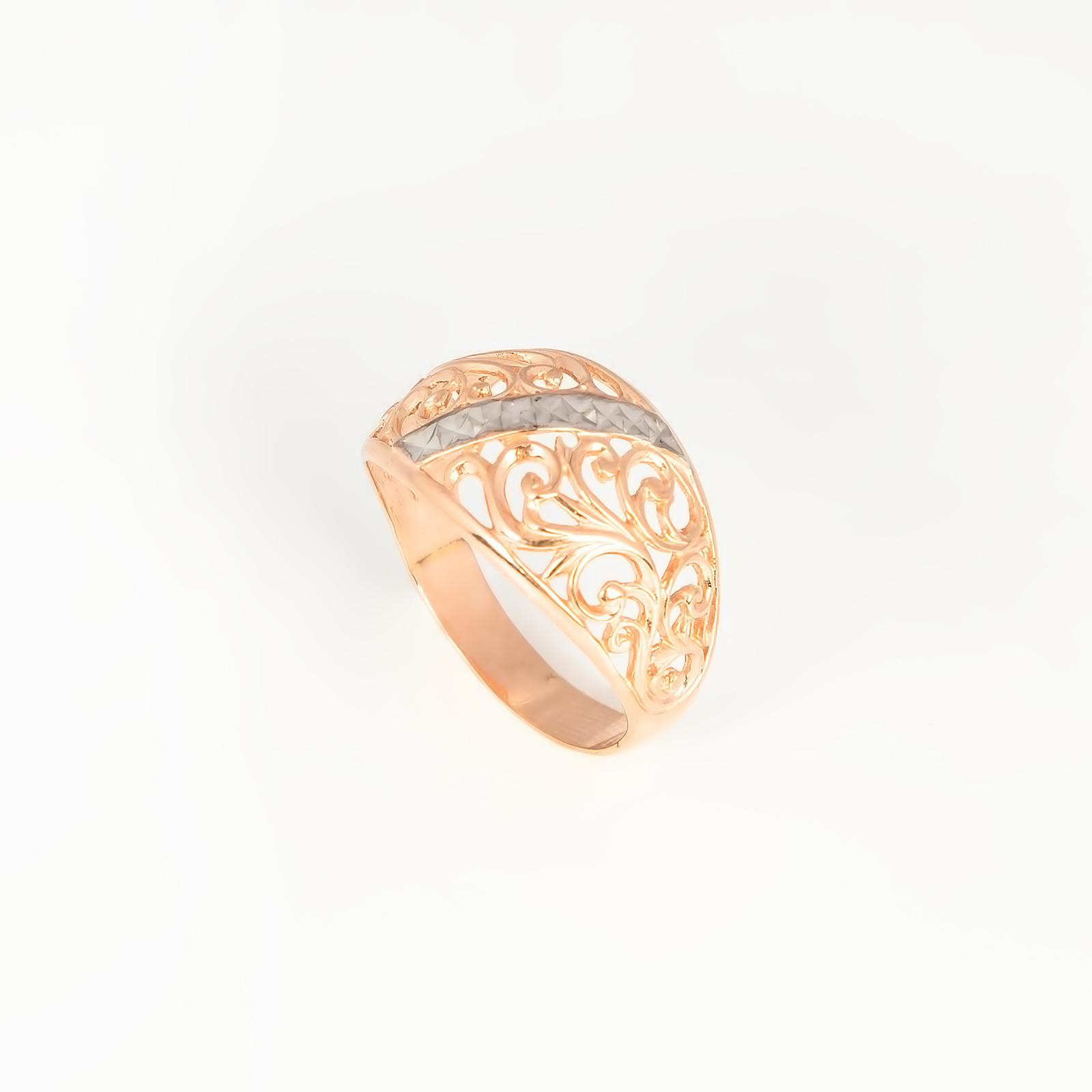 Серебряное кольцо «Шахерезада»