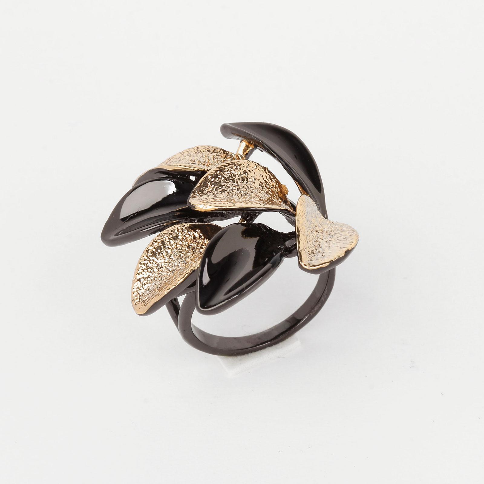 Кольцо «Листопад»