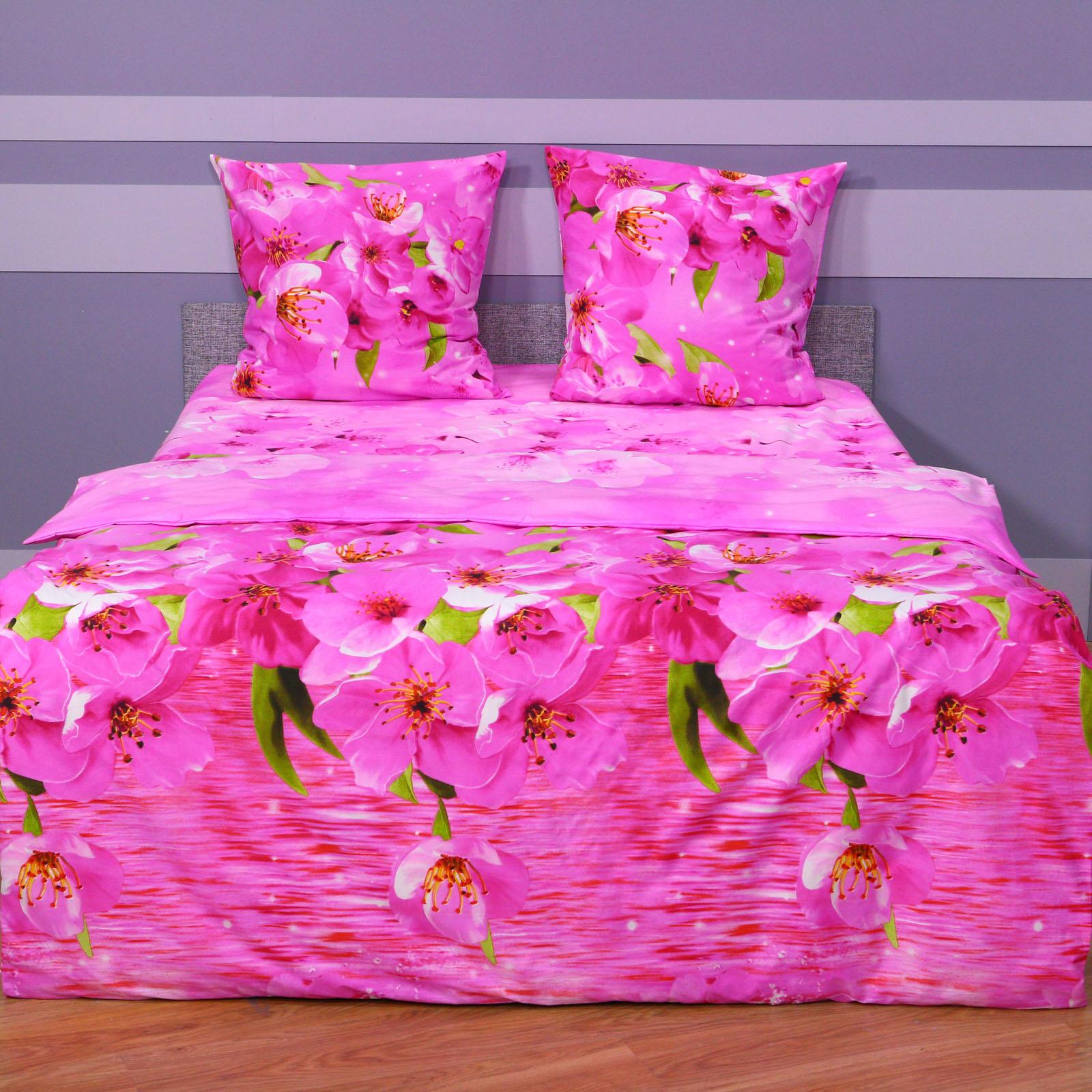 """Комплект постельного белья """"Поцелуй цветка"""""""