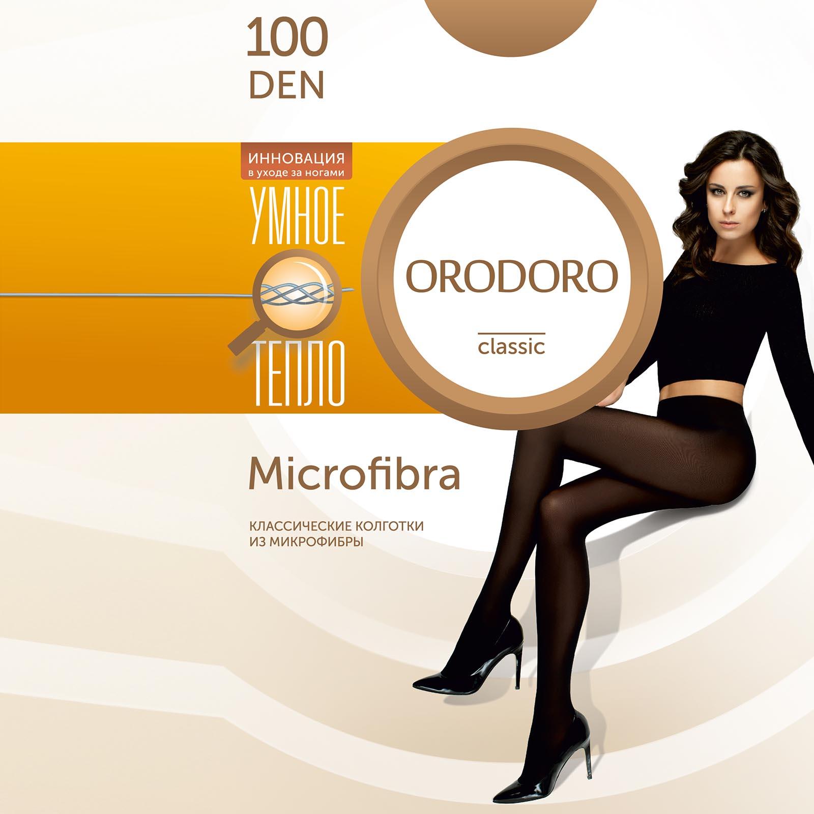 Колготки «Умное тепло» Orodoro 100 den