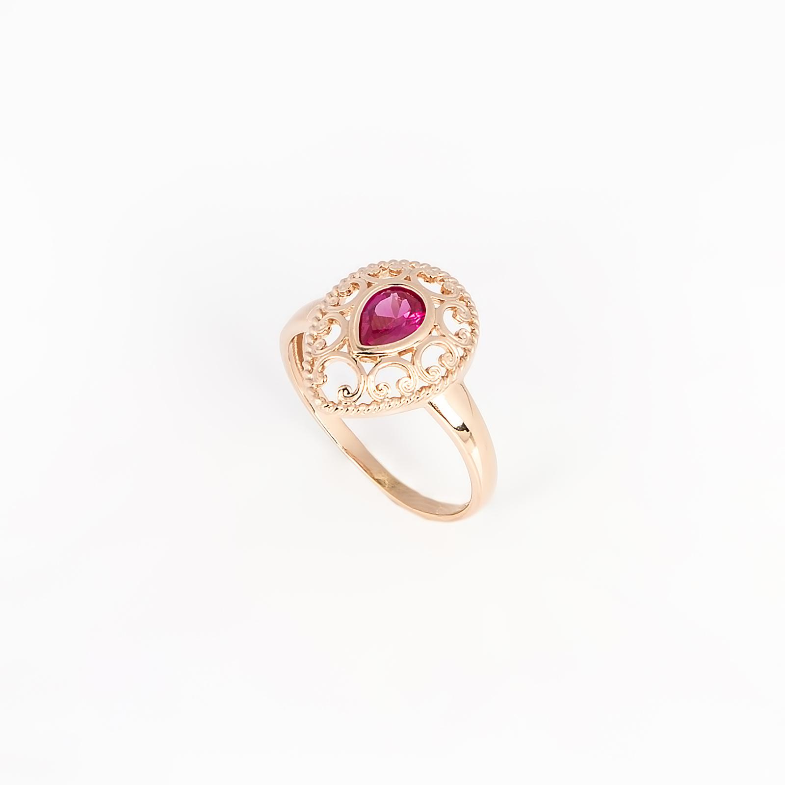Серебряное кольцо «Антарес»