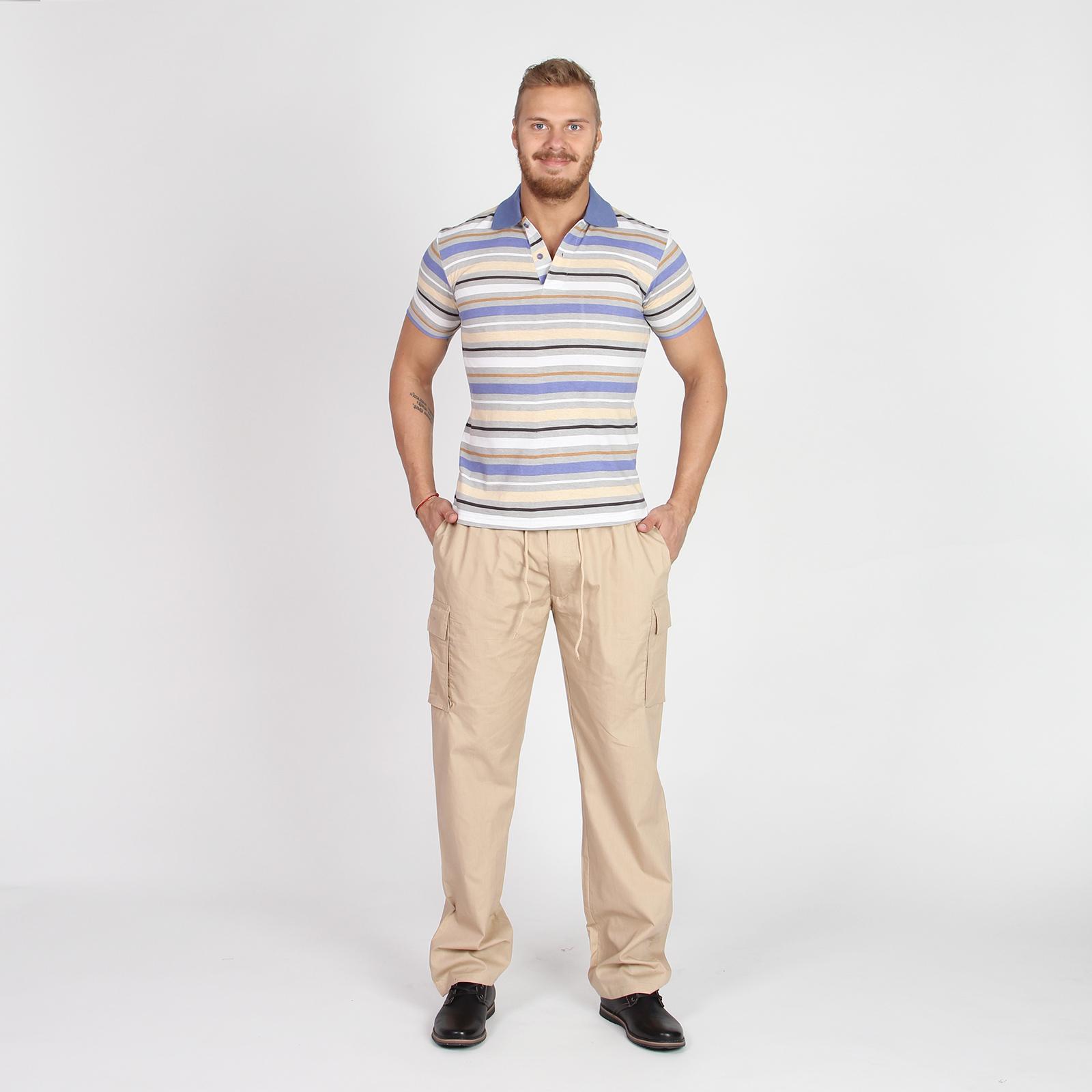 Купить брюки с боковыми карманами