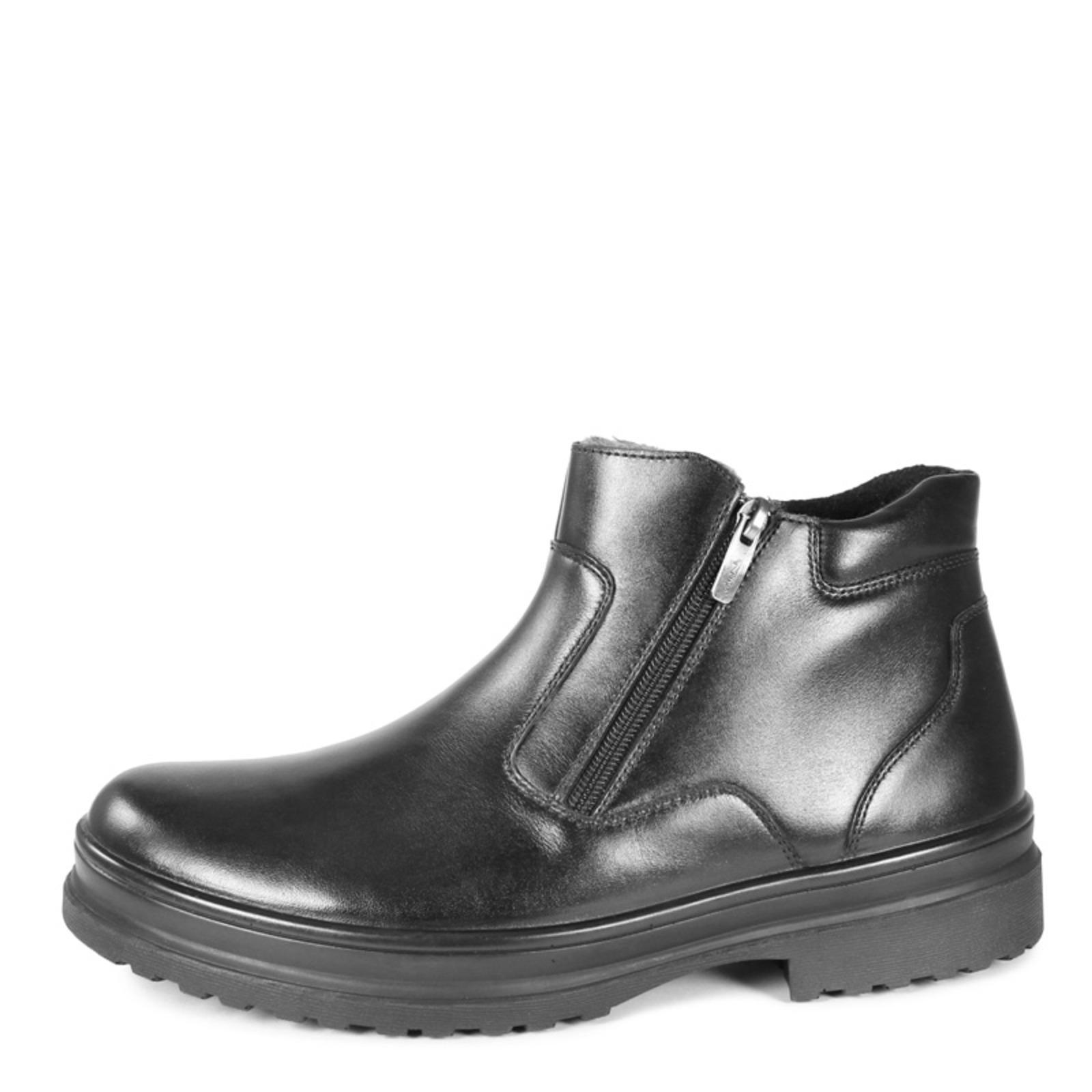 Мужские ботинки на утолщенной подошве