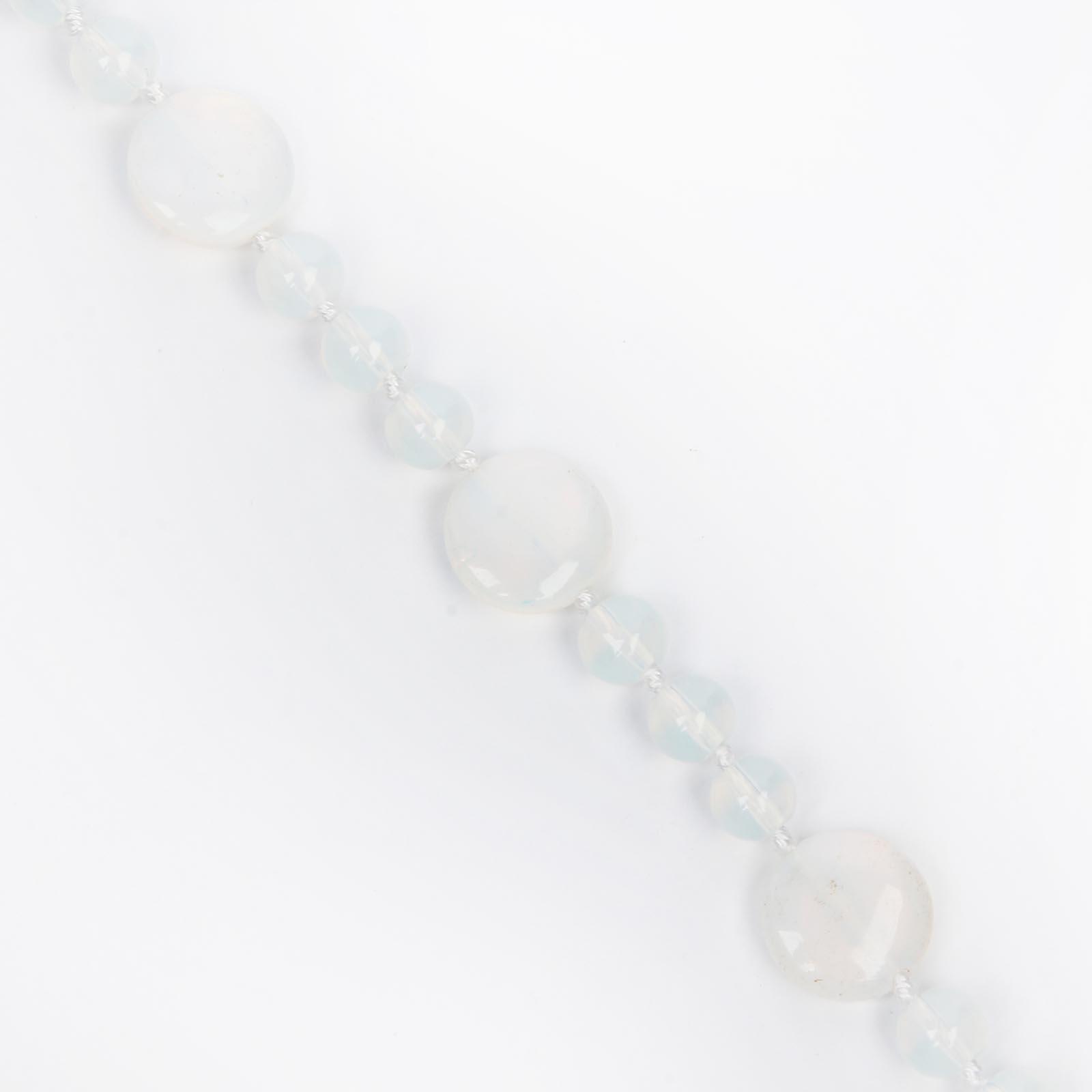 Колье «Лунный туман»