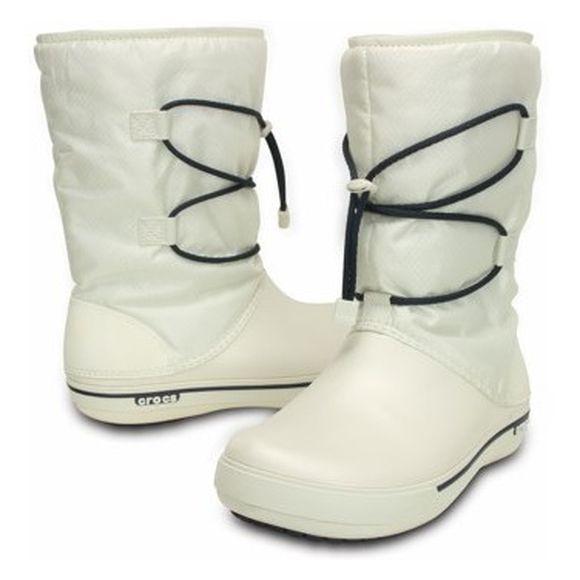 Сапоги женские CROCS Crocband Chink Boot