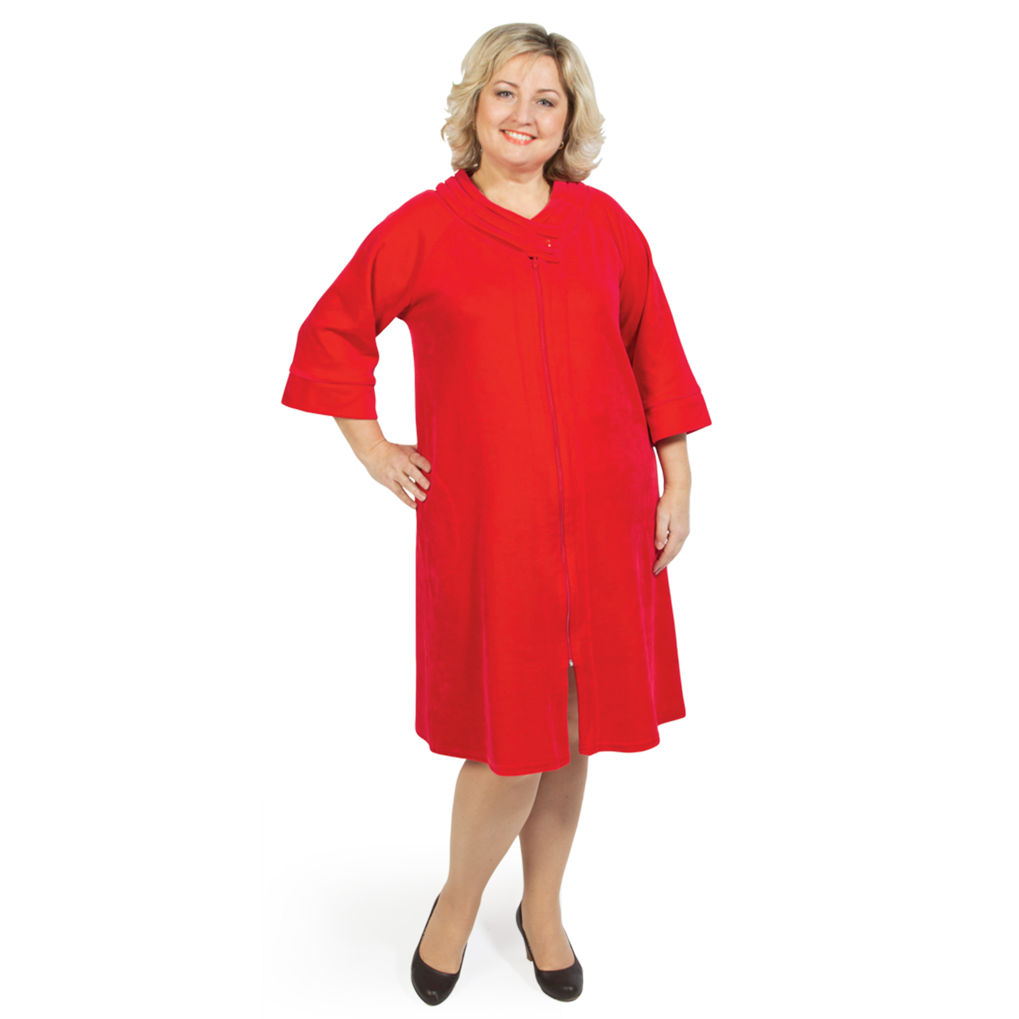 Домашнее платье «Мадемуазель»