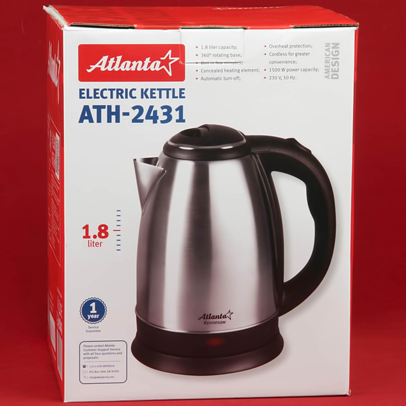 """Электрический чайник """"Сияние"""", 1,8 литра"""