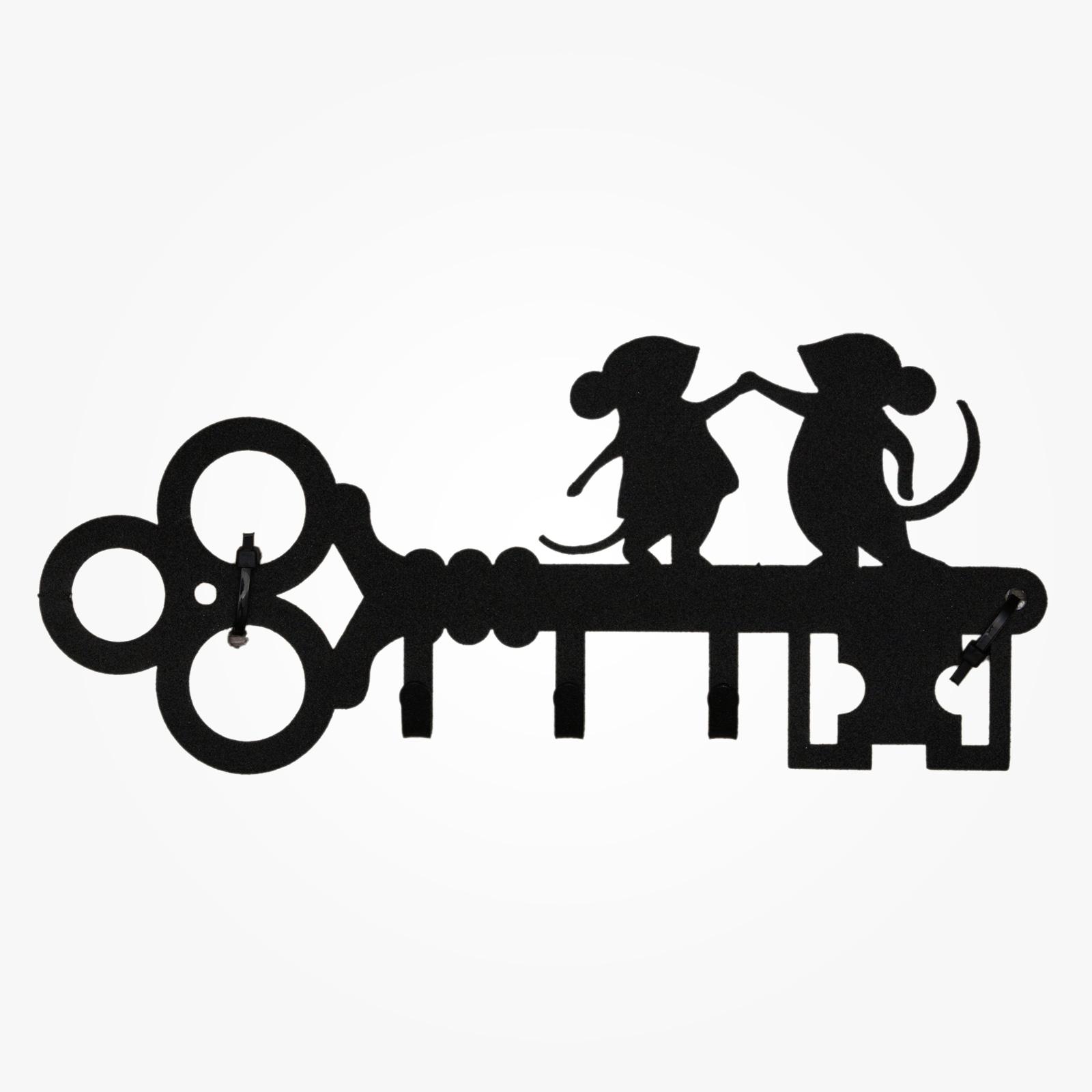 Ключница «Друзья-мышата»