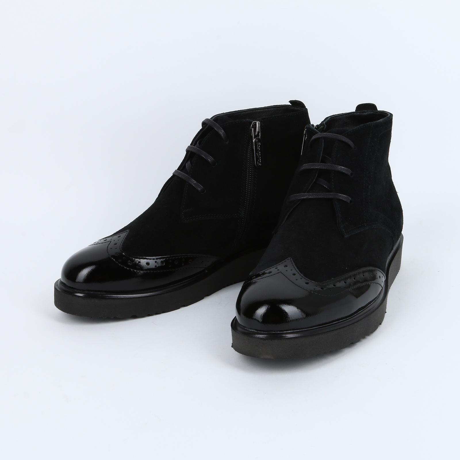 Жeнcкиe ботинки на шнуровке мужские ботинки shoiberg
