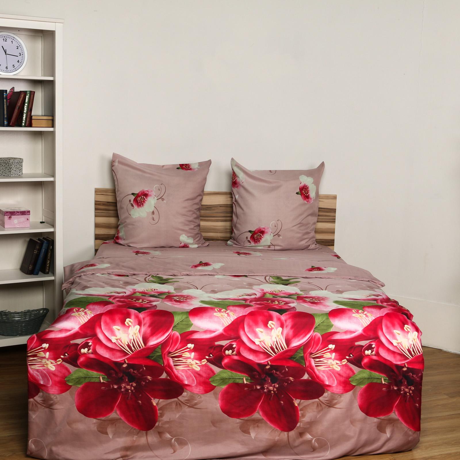 Комплект постельного белья «Цветы Счастья»