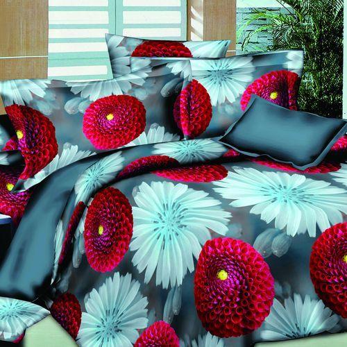 Комплект постельного белья «Изысканный георгин»