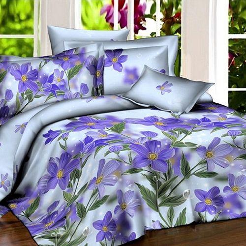 Комплект постельного белья «Незабудки»