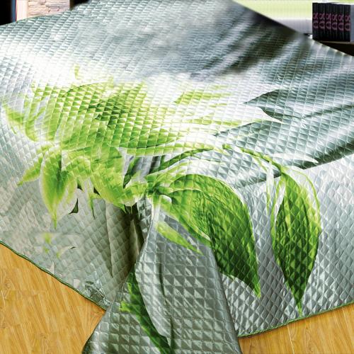 Покрывало «Зеленый шелк»