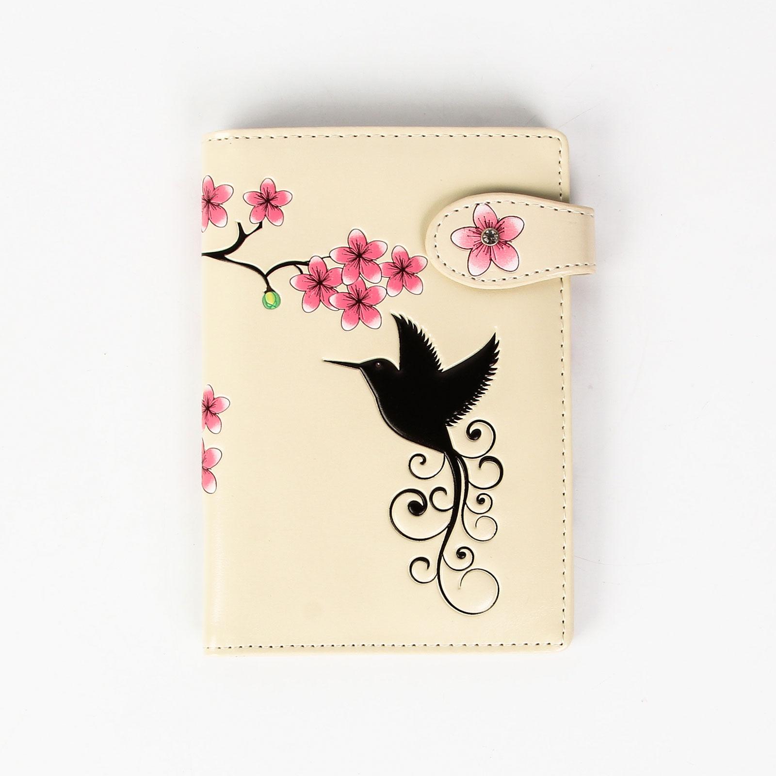 """Обложка для паспорта """"Райская жизнь"""""""
