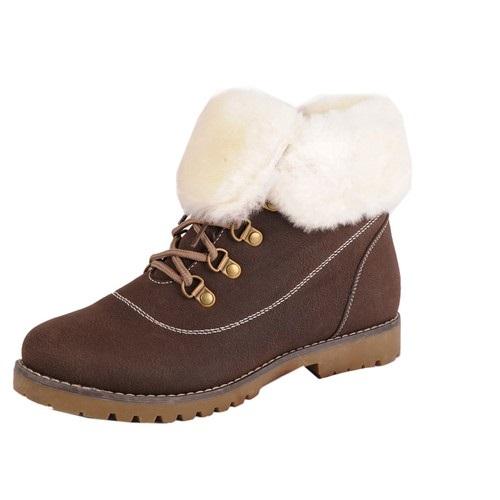 Ботинки на шнурках «Авенир»