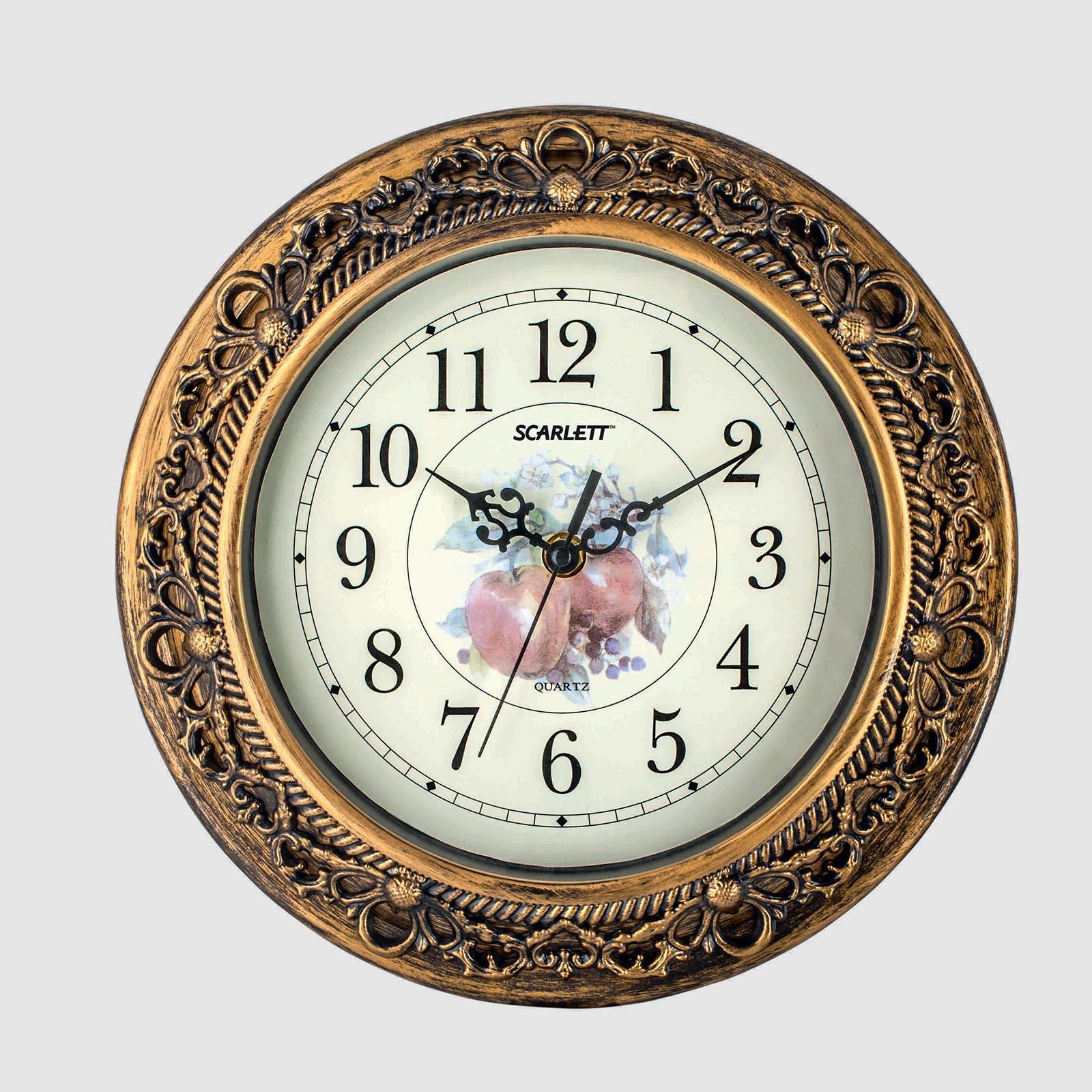 Кухонные часы «Чарующая яблонь»