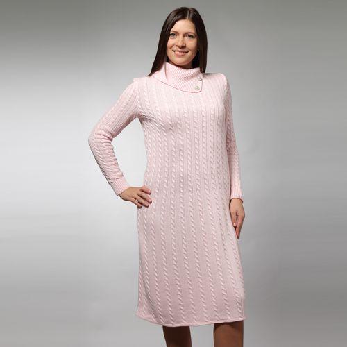 Платье с необычным воротом