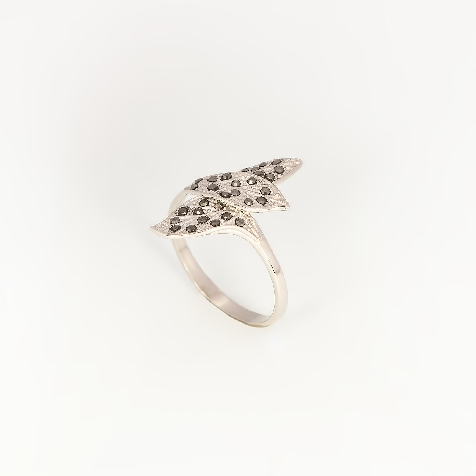 Серебряное кольцо «Ариана»