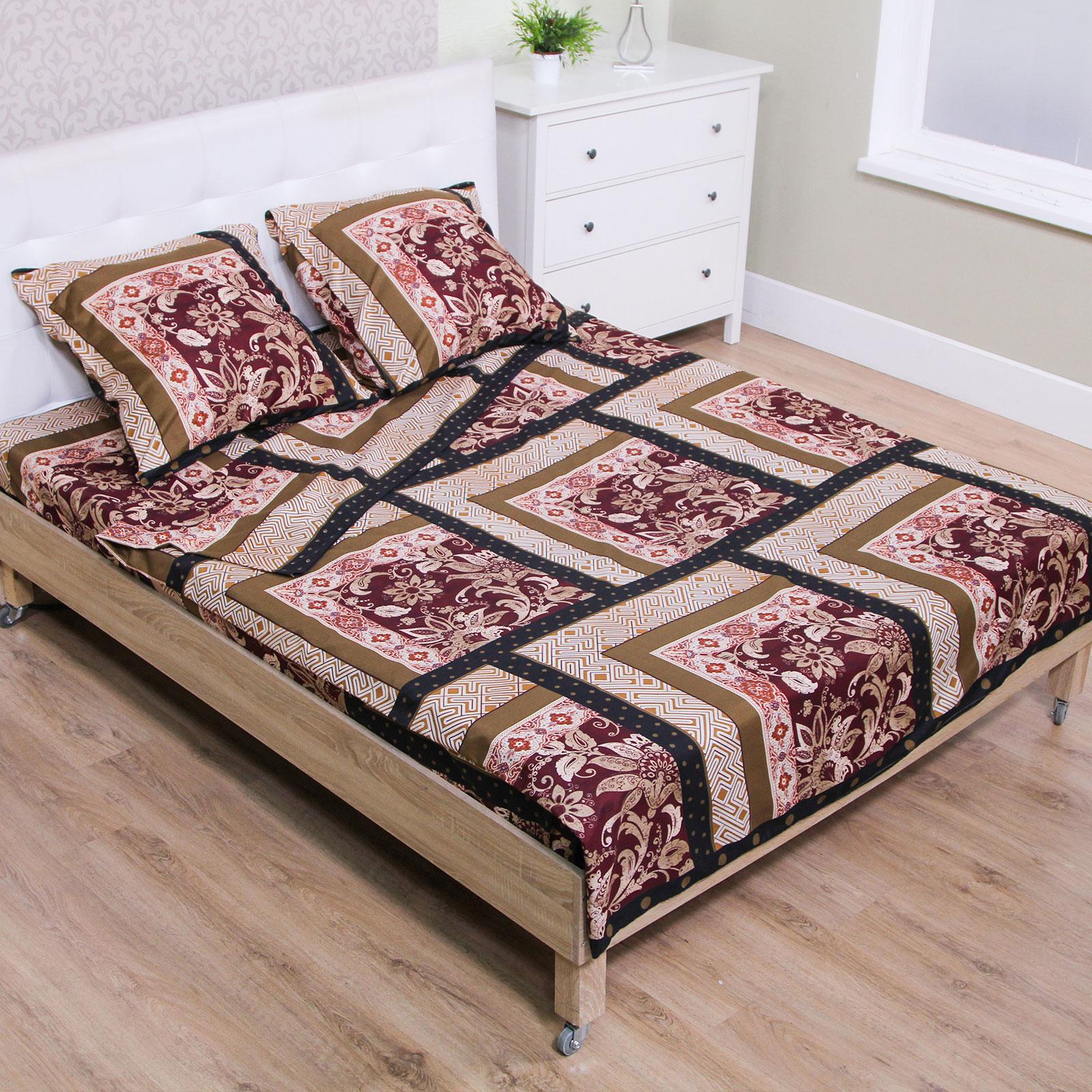 Комплект постельного белья «Геометрия стиля»