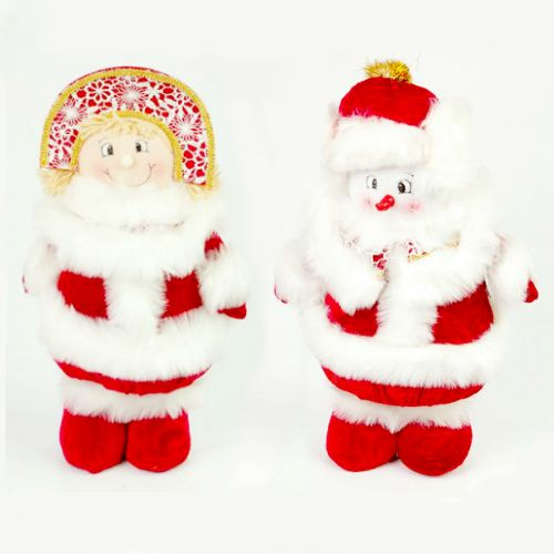 Набор «Снеговик и Снегурочка»