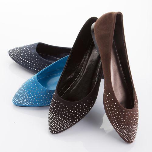 Балетки «Модный секрет»