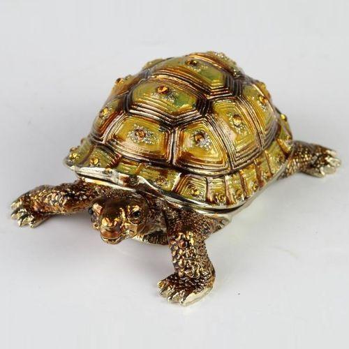 Шкатулка «Черепаха Тортилла»