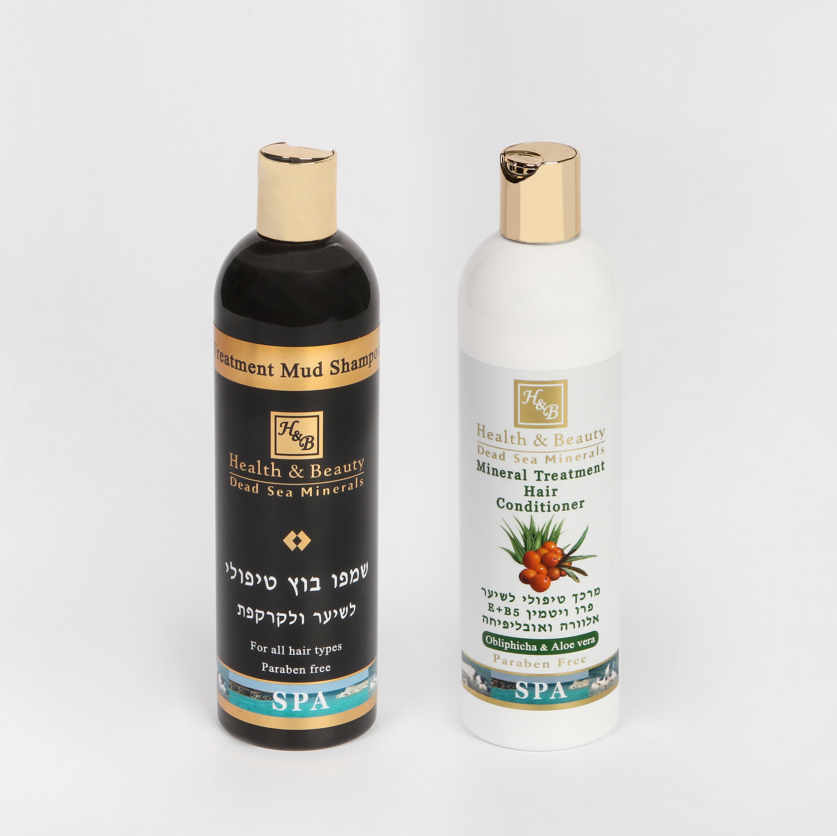 Набор шампунь + кондиционер для волос