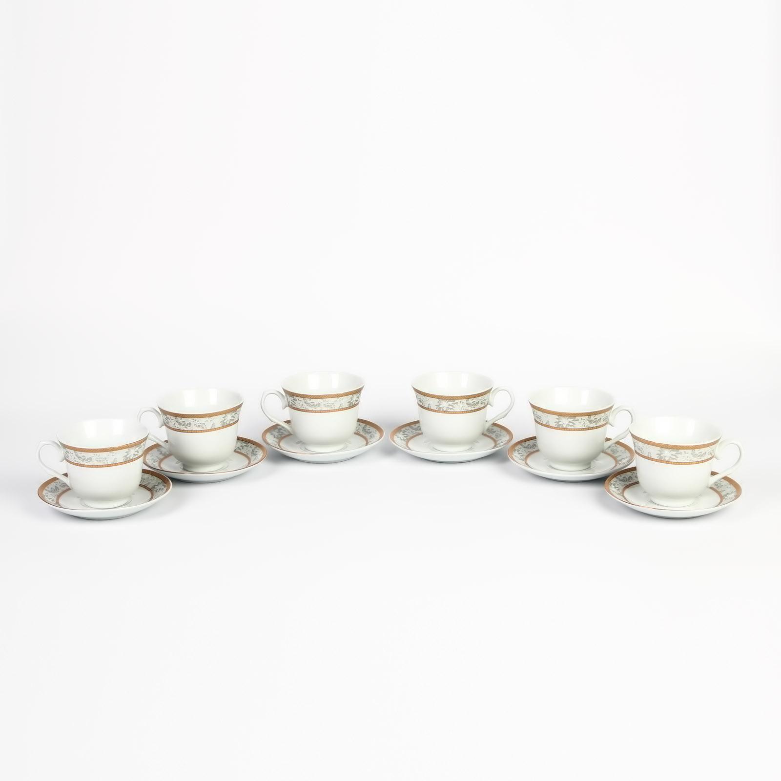 """Чайный набор """"Венеция"""", 12 предметов"""
