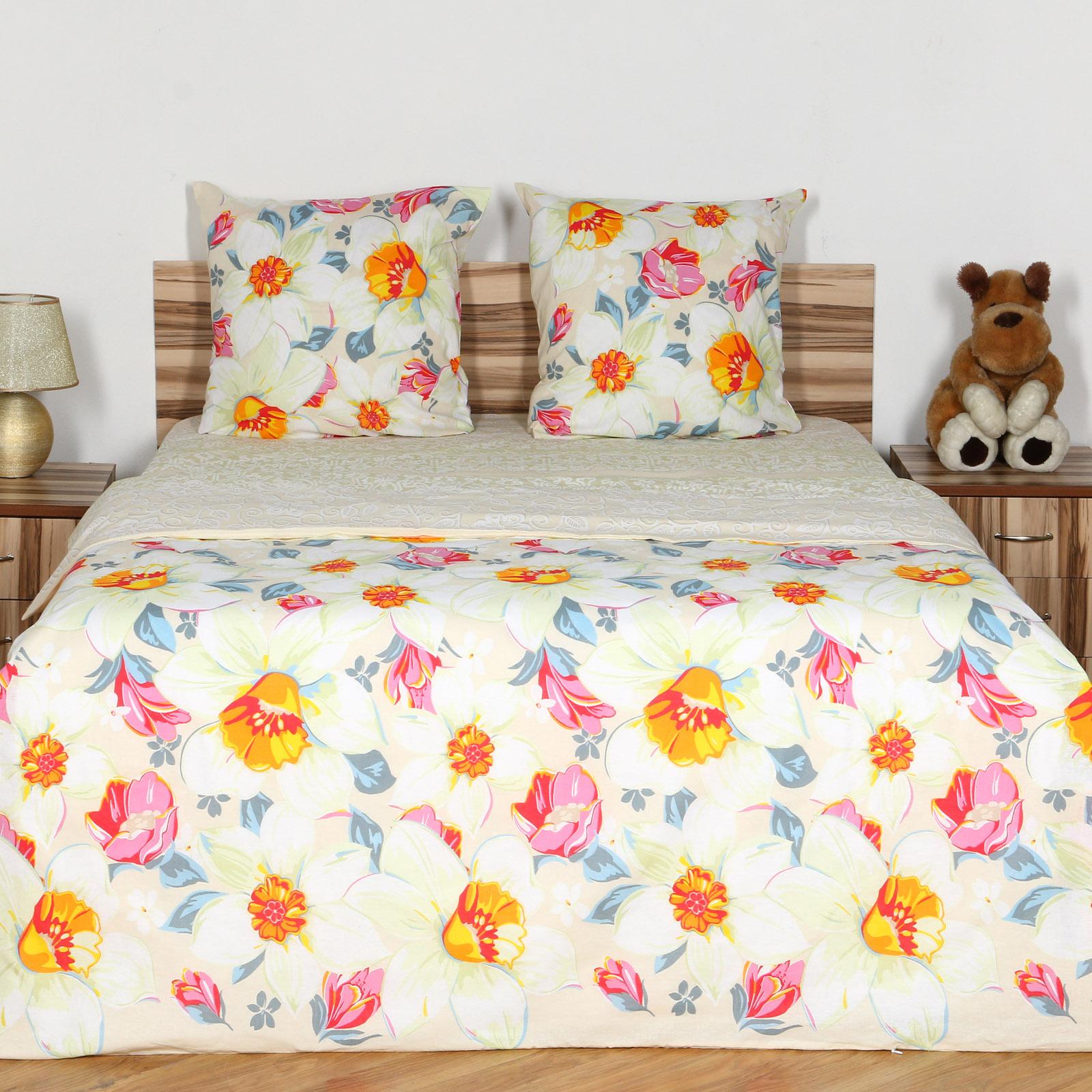 """Комплект постельного белья """"Цветущие Нарциссы"""""""